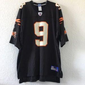 Men NFL Cincinnati Bengals Palmer Jersey size XL